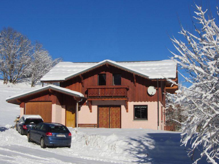 Chalet Snow Paradise