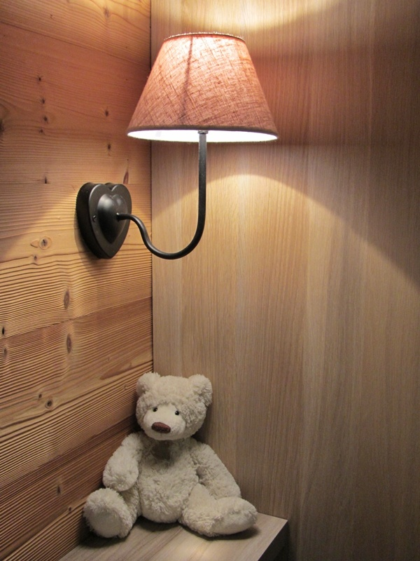 Teddy Bear in chalets Lacuzon